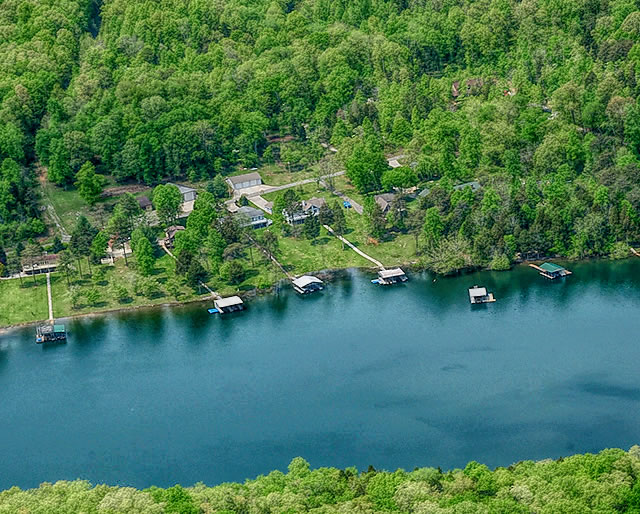 Norris Point Homes for Sale on Norris Lake - Lafollette, TN